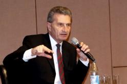Digitalisierung: Günther Oettinger spricht Klartext