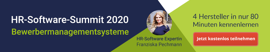 HR-Software Summit 2020