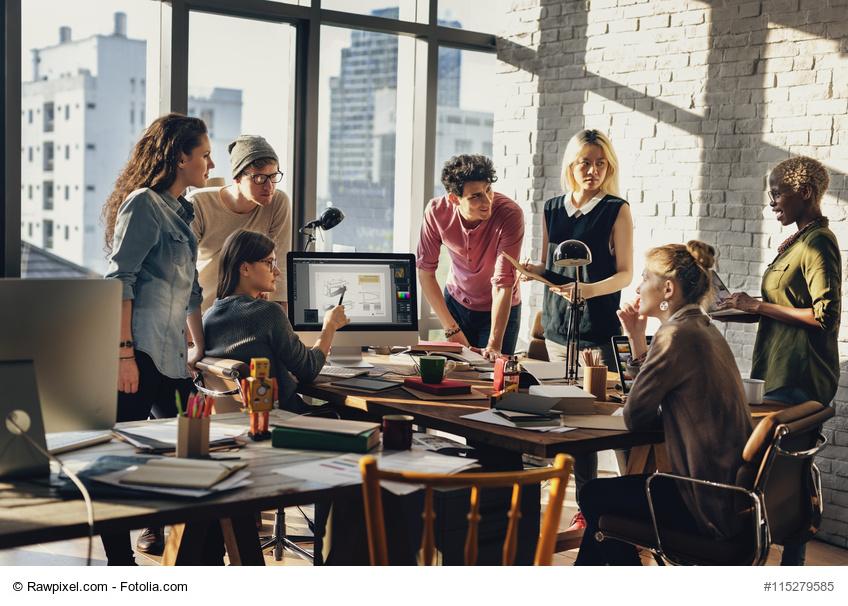 employer Branding und talent management