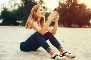 mobile Bewerbung