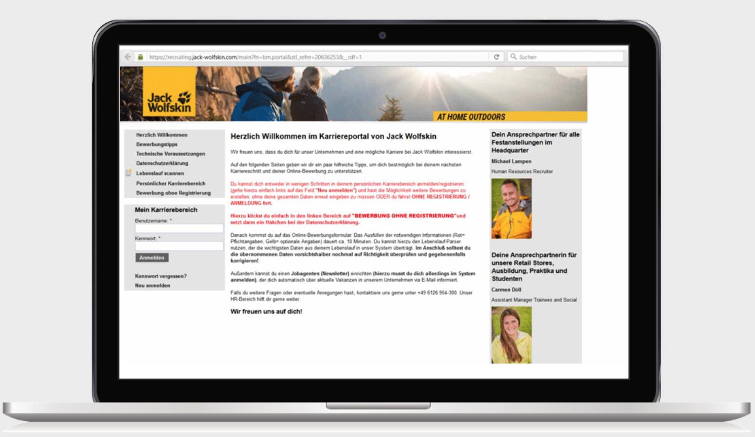 Persis Bewerbermanagement | HR-Software-Vergleich | Das unabhängige ...